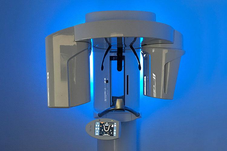 High End 3D-Röntgen